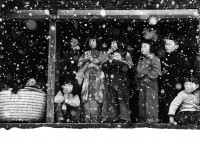 Kiichi Asano - Yokote Bonten Festival, Japan, February, 1958
