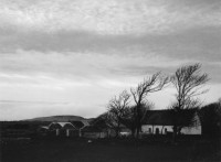 House and Sky, Ireland, 1970