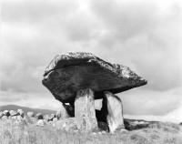 Portal Dolmen, Kilclooney More, County Donegal, Ireland, 1967