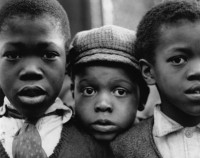 Children, Harlem, 1932