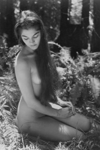 Delores in the Forest, 1963