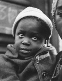 Young Boy, Harlem, 1946