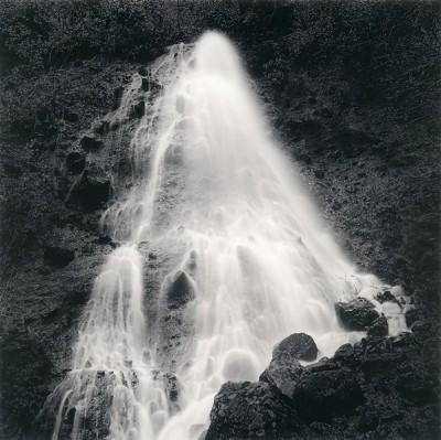 Waterfall, Mount Haguro, Japan 2008