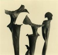 Rondal Partridge - Three Botanical Sentries