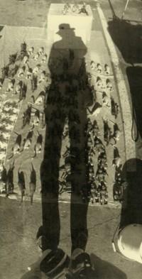 Rondal Partridge - Flea Market Shadow, 1999