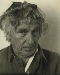 Rondal Partridge - Self Portrait, 1992