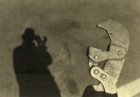 Rondal Partridge - Wrench and Shadow, 1999