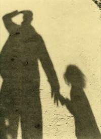 Rondal Partridge - Walk With Meg 2, 1956