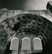 Basilica of Maxentius, Study 2, Roman Forum, Italy, 2005