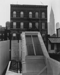 Brett Weston – Nancy Newhall's Sundeck