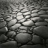 Cobblestones, Roman Forum, Italy, 2005