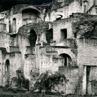 Homage to MCE, Study 1, Forum, Rome, Italy, 2005