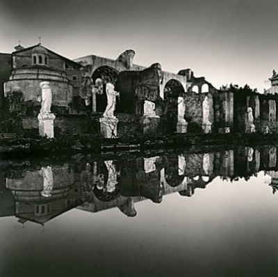 House of Vestal Virgins, Study 2, Roman Forum, Italy, 2005