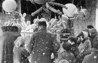 Kiichi Asano - Yokote Bonten Festival, February 1958