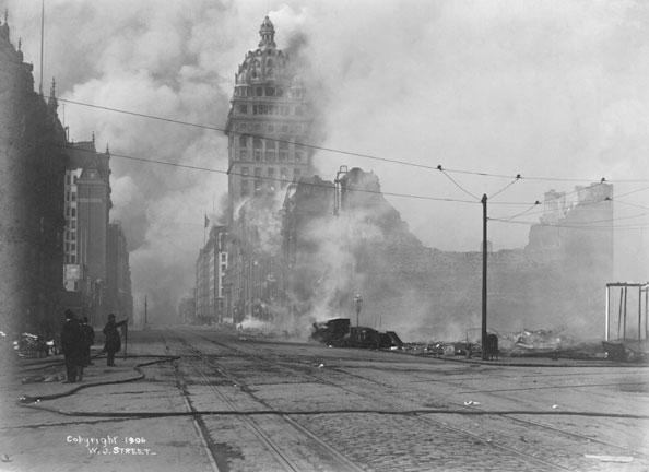 a report on the san francisco earthquake of 1906 San francisco earthquake, 1906 max, the san francisco earthquake (1971) morris, charles (ed), the san francisco calamity by earthquake and fire.