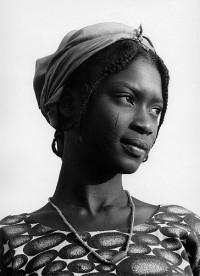 Margo Davis, Fulani Girl, Nigeria, 1981