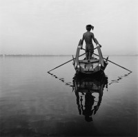 Monica Denevan - The Ferryman, Burma, 2005