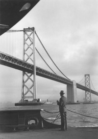 Peter Stackpole – Bay Bridge, 1935