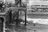 Huntington Beach Surf Contest, 1964