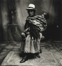 Cuzco Mother with High Shoes, 1948