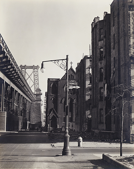 Brooklyn, New York, from the Leaves of Grass, circa 1941