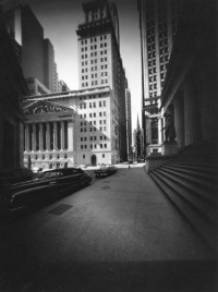 Berenice Abbott, New York Stock Exchange, circa 1956