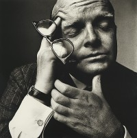 Irving Penn, Truman Capote, New York City, 1965