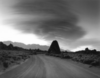 Alan Ross, Triangle Rock, Alabama Hills, Lone Pine, California, 1984