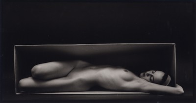 Ruth Bernhard, In the Box, Horizontal, 1962