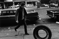 Jim Marshall, Bob Dylan, 1963