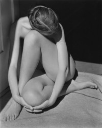 Edward Weston, Nude (Charis) Santa Monica, 1936