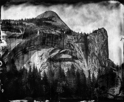 Ben Nixon, Yosemite, Homage to Carleton (North Dome, Royal Arches), 2009