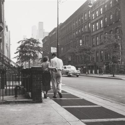 Dorothea Lange, Spring in New York City, 1953