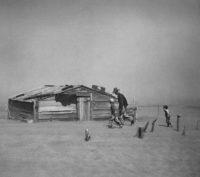 Arthur Rothstein, Dust_Storm, 1936