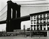 Brett Weston, Brooklyn Bridge, 1946