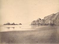 Carleton Watkins, Cliff House, 1869