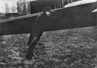 Jaques-Henri Lartigue, Levent de l'helice de l'aeroplane Ensault Pelterie, 1911