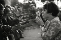 Marc Riboud, Peace March, Washington, DC, October 21, 1967