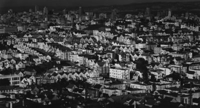Max Yavno, View from Liberty Hill, 1947