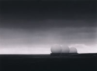 Michael Kenna, Filey Early Warning Station, Yorkshire, England, 1981