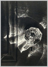 RRuth Bernhard, Spirit and Doorknob, 1975