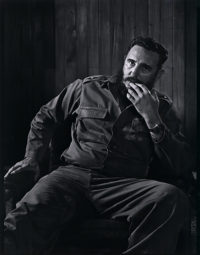 Yousuf Karsh, Fidel Castro