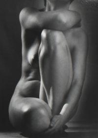 Ruth Bernhard, Classic Torso, 1952