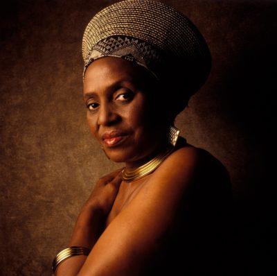 Miriam Makeba, 1986