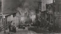 Arnold Genthe, San Francisco Earthquake, 1906