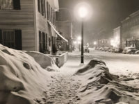 Marion Post Wolcott, After Blizzard, Woodstock, VT, 1940