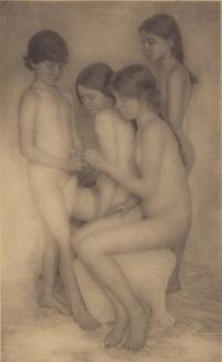 Alice Boughton, Nude, 1909