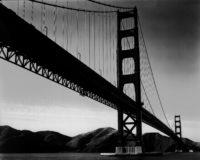 Brett Weston, Golden Gate Bridge, San Francisco, 1938