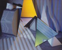 Barbara Kasten, Construct NYC 17, 1984