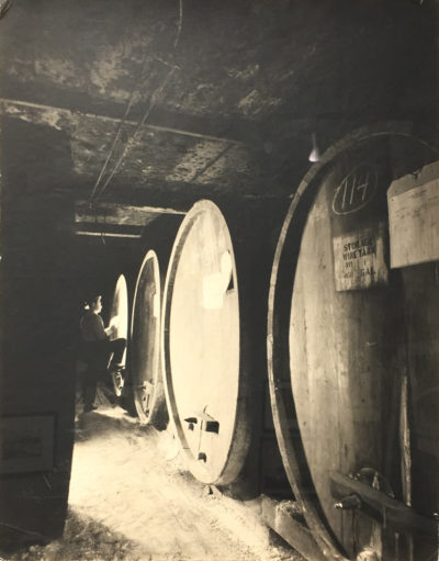 Ansel Adams / Pirkle Jones, Barrels, 1959